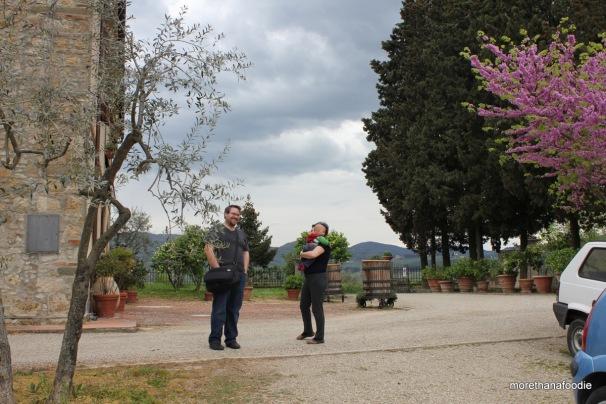 Barbara's Tuscan Home