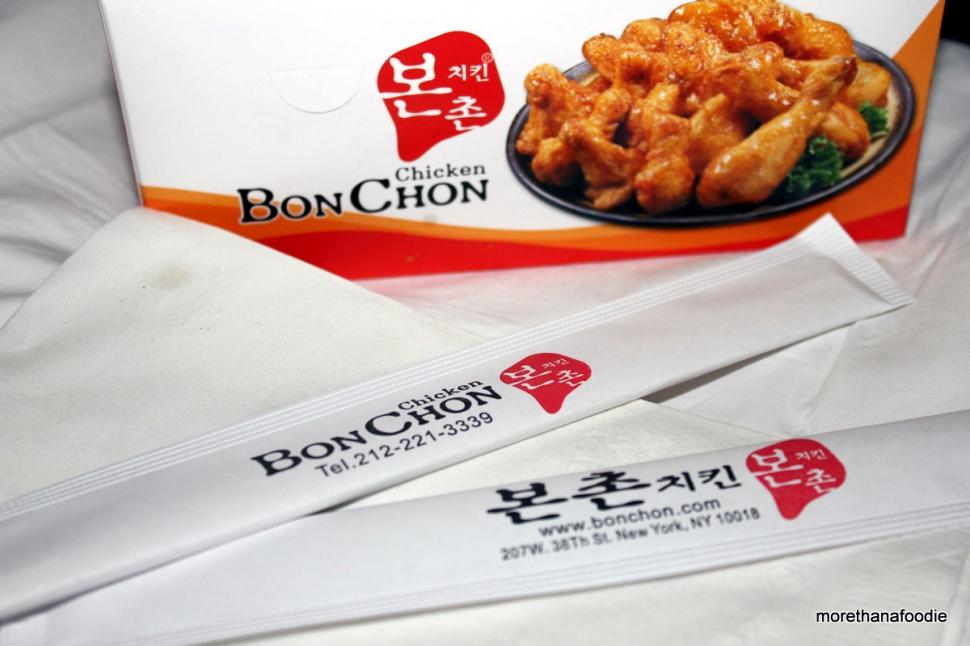 bon chon to go