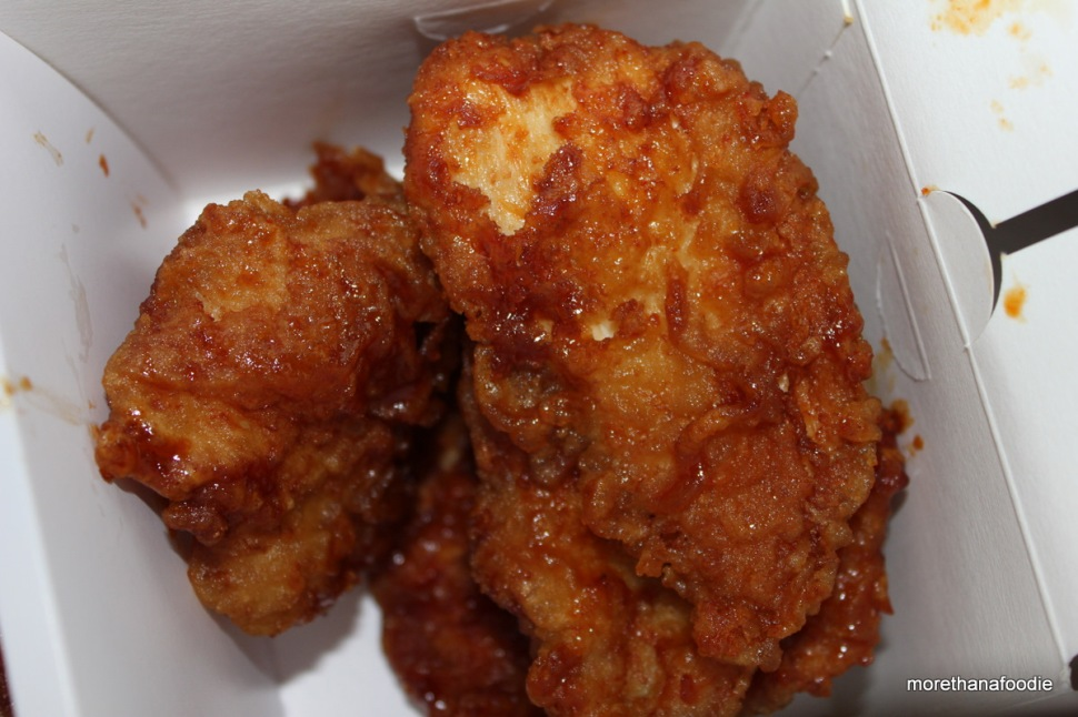 Bon Chon Chicken strips