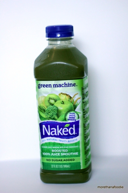 Naked Juice Green Monster