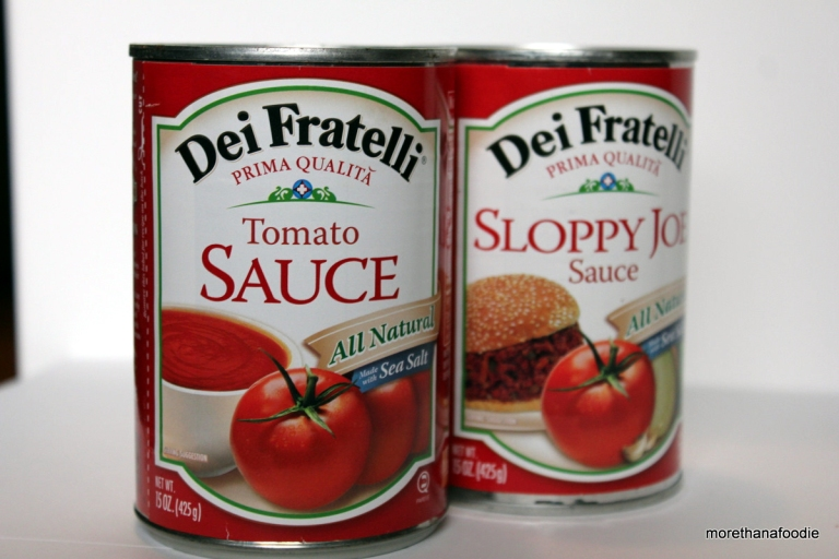 DeiFratelli Tomato Sauces
