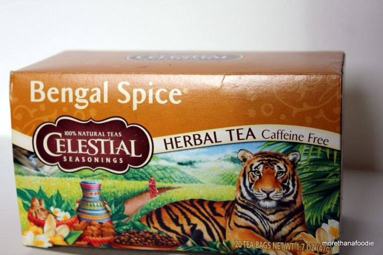 Celestial Bengal Spice Herbal Tea