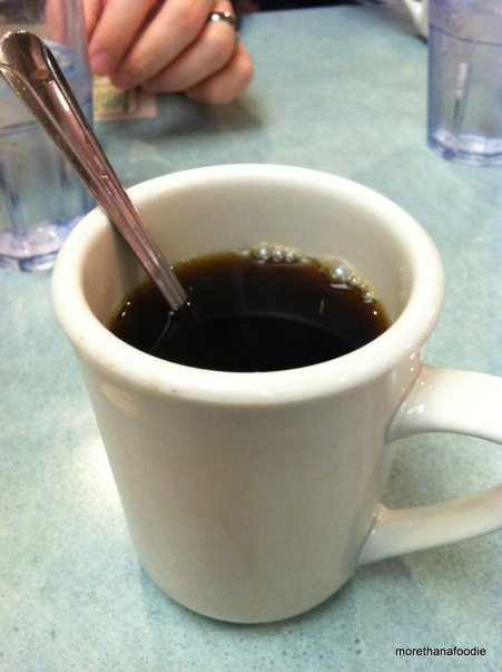 Westway Diner Coffee
