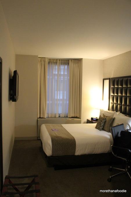 Distrikt Hotel Room NYC