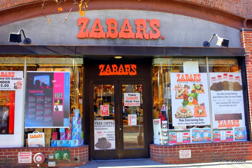 Zabars NYC