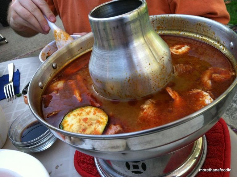 charcoal hot pot, mongolian hot pot, vietnamese hot pot,