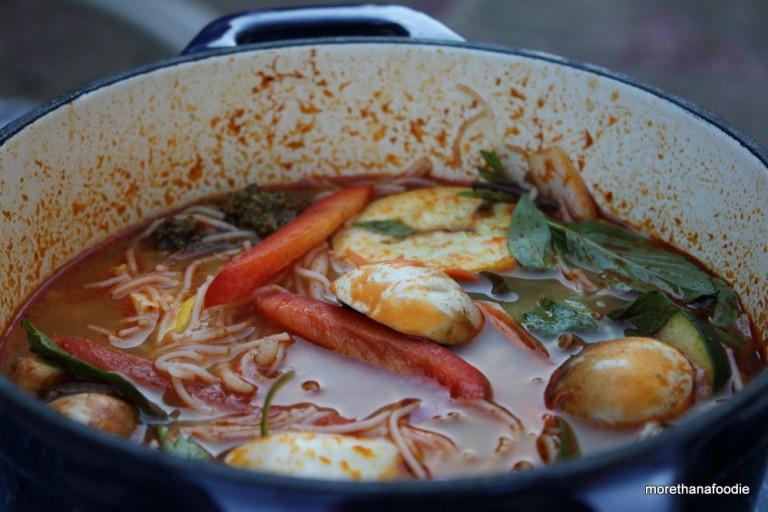 vegetarian hot pot vietnamese soup