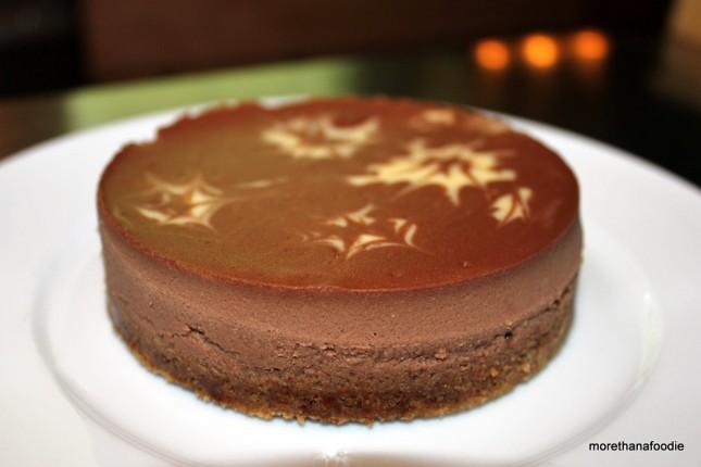 nigella lawson chocolate cheesecake variation