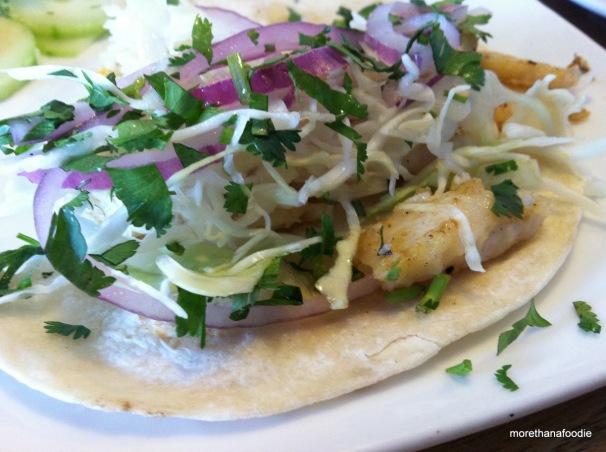 Taqueria Sonora Baja Fish Taco West Des Moines Iowa