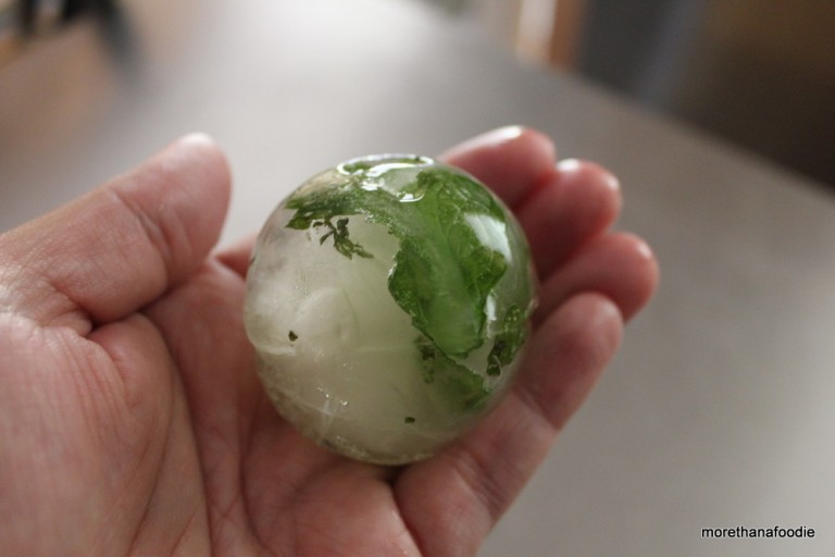 Mint Ice Ball