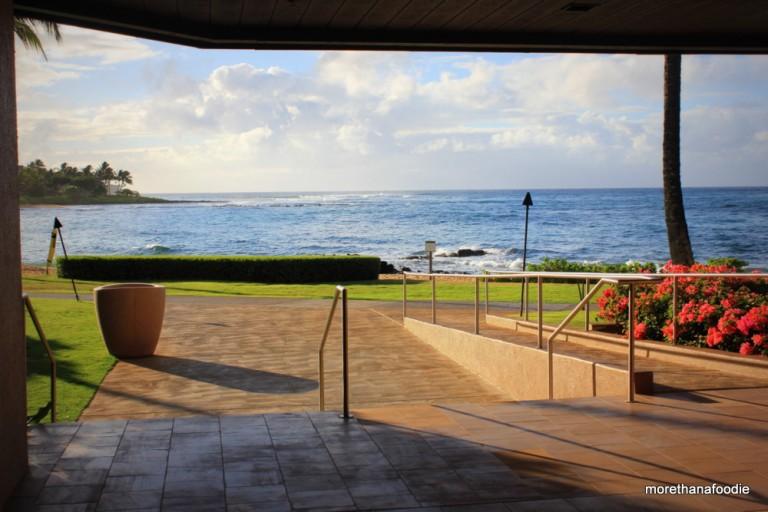 sheraton poipu view september 2012