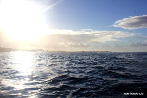 Off Coast of Kauai