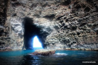 napali na'pali coast kaua'i hawai'i caves mary j blige everything video shot here