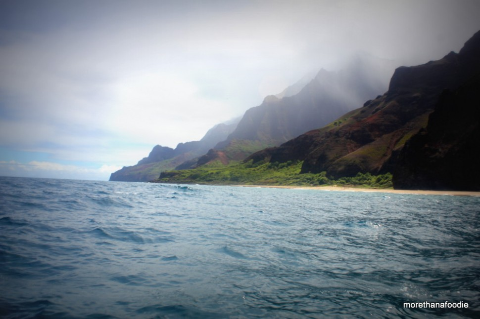 kauai hawaii coast