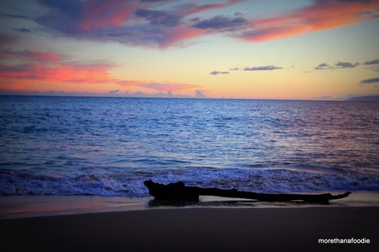 barking sands beach kauai facing niihau september 2012
