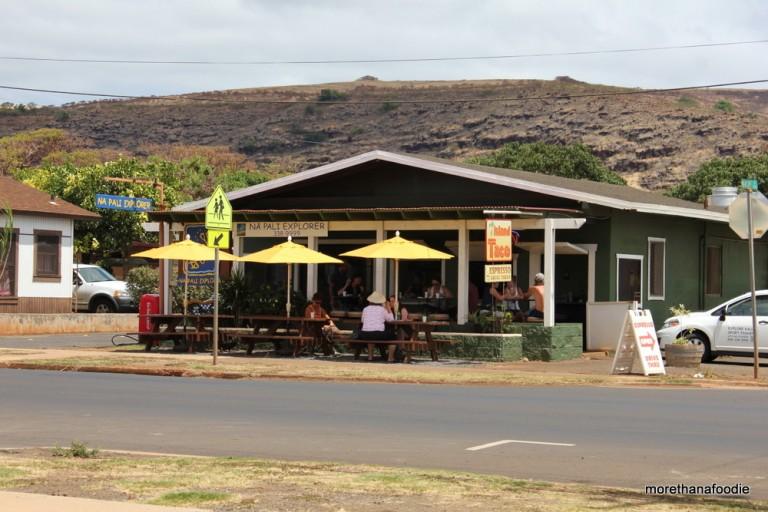 Island Taco Kaua'i Hawai'i