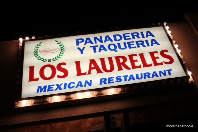 Los Laureles Sign East Grand Des Moines