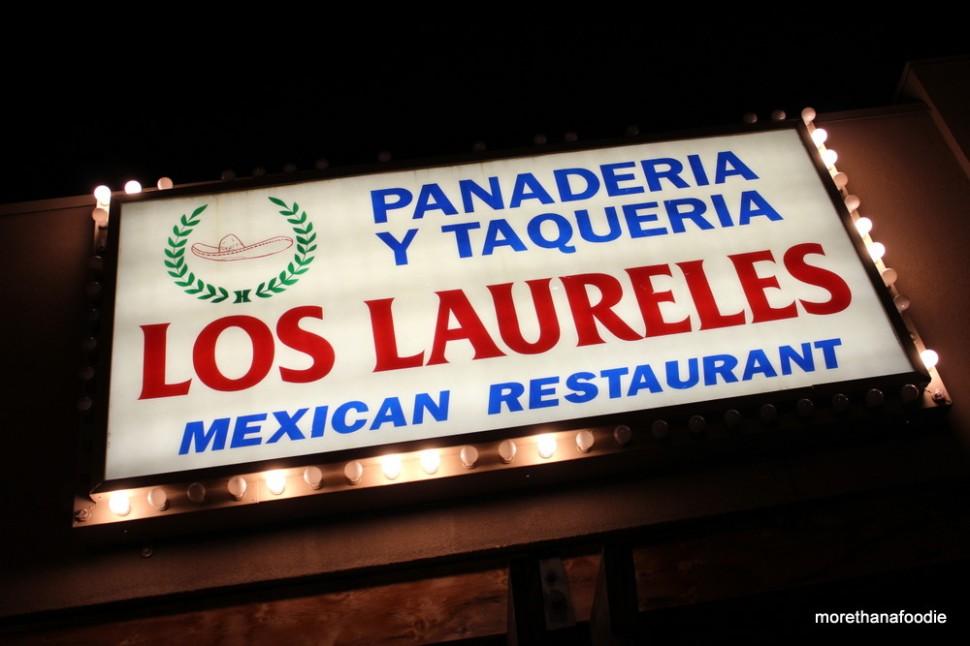 Los Laureles Sign East Grand Des Moines