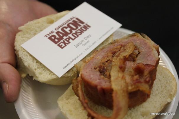 baconfest des moines iowa state fair