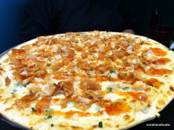 famous fongs crab rangoon pizza des moines iowa