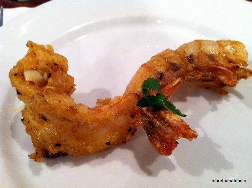 Garlic Shrimp with Shell