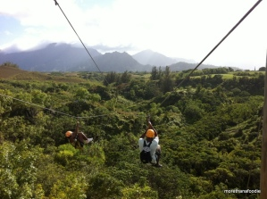 zip lines kauai hawaii