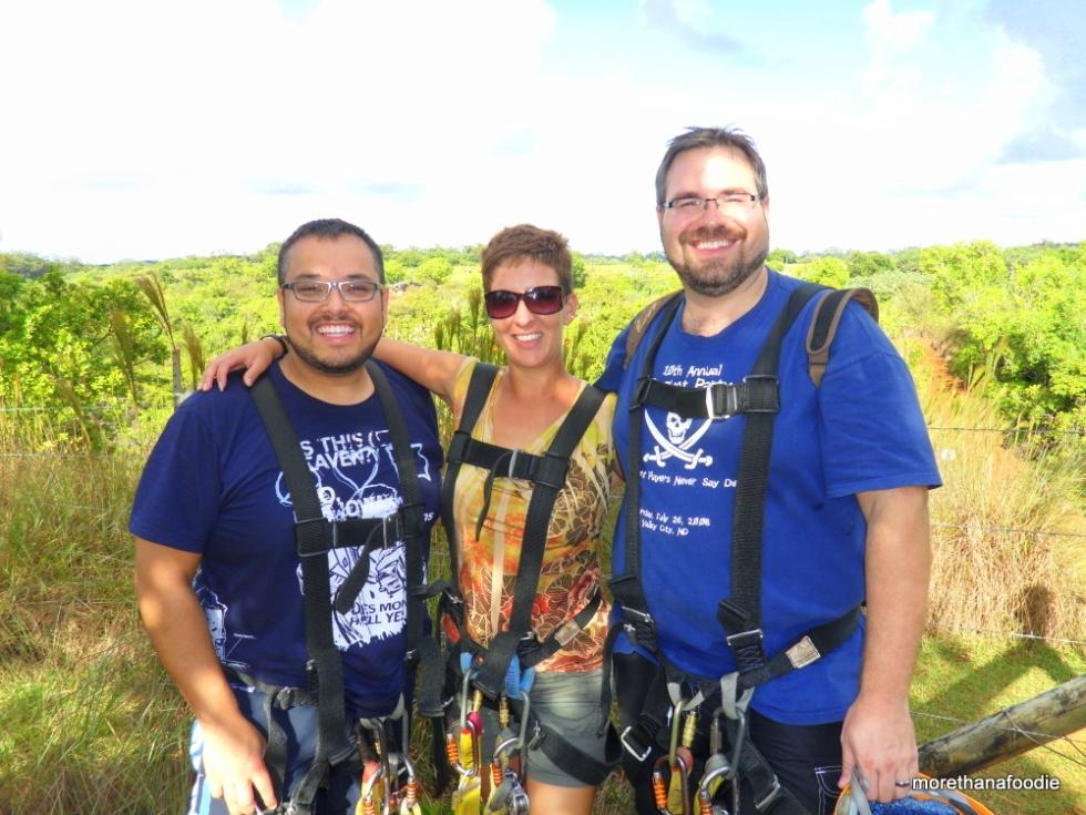 kauai, hawaii, zip lines, princeville