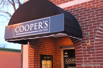 cooper's on 5th valley junction west des moines iowa
