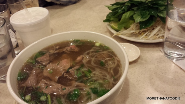 Tank Noodle (Pho Xe Tang ) pho bo beef pho