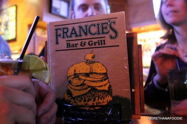 francies des moines fleur drive iowa burger restaurant