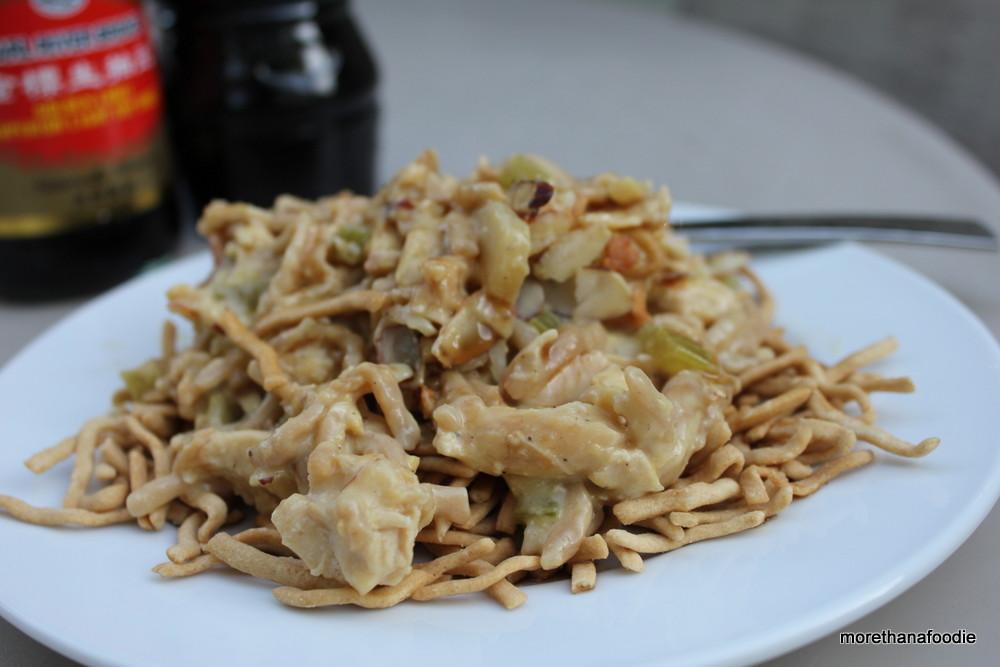 chow mein noodles hotdish quick party casserole fargo des moines company