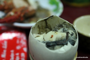 balut or hot vit lon