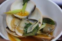 lemongrass clams