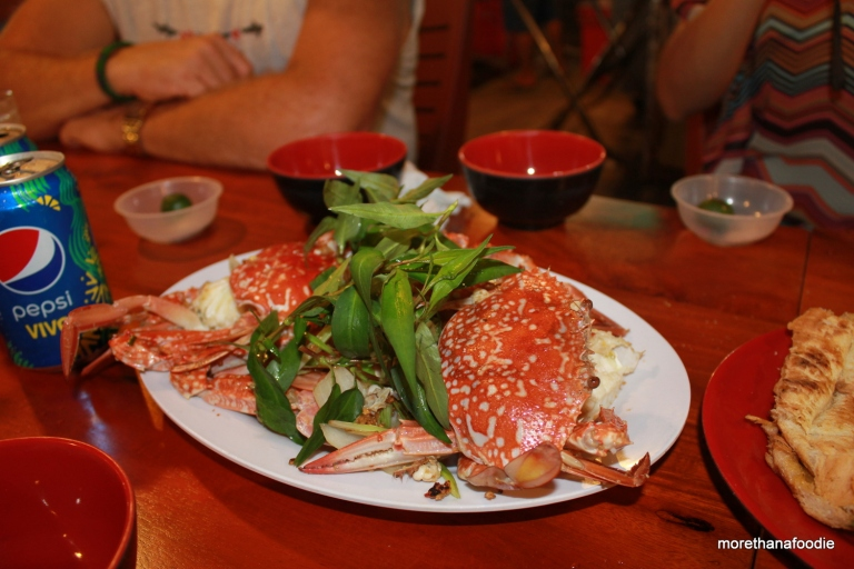 crab vietnam phu quoc seafood