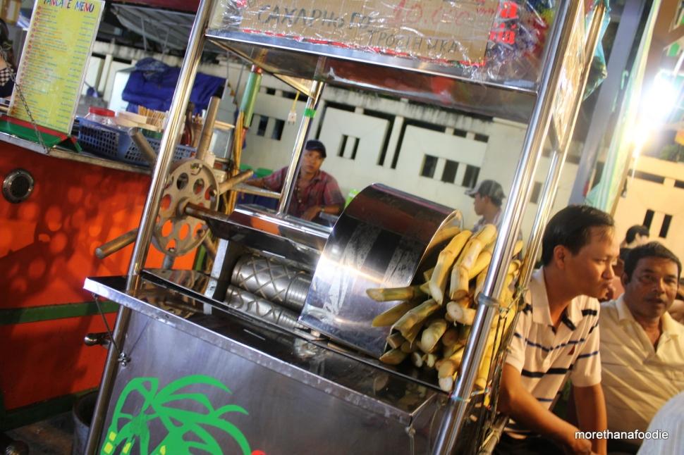 nuoc mia sugarcane drink vietnam