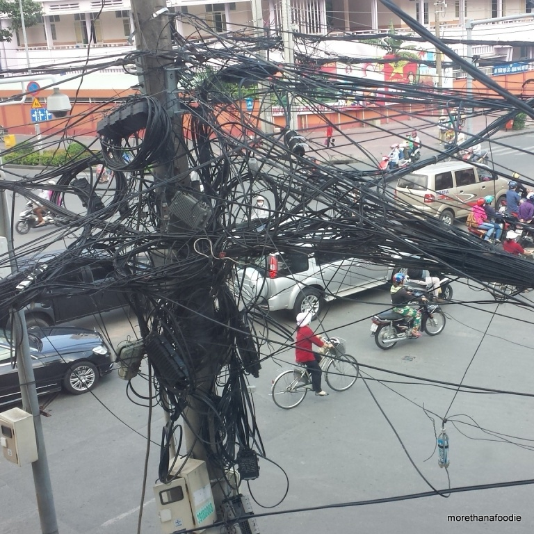 saigon spaghetti electric lines ho chi minh city