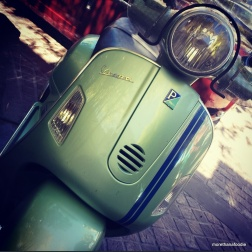 Vespa Palm Springs California rhyen instagram
