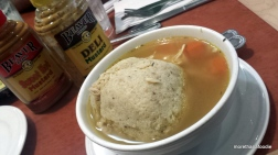 matzo ball soup shermans palm springs