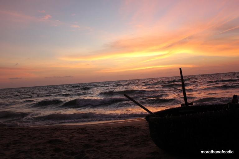 phu quoc vietnam sunset