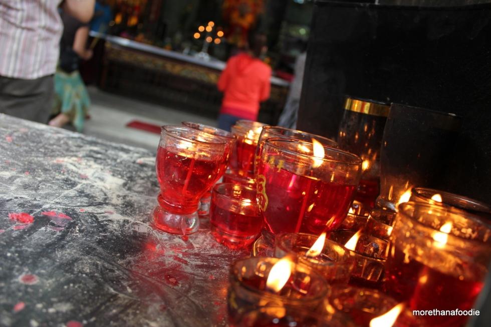 buddhist temple, saigon, ho chi minh city, candles