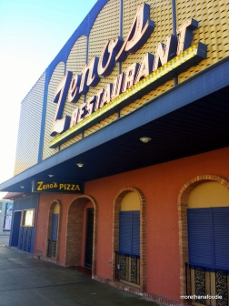 zeno's pizza marshalltown iowa exterior