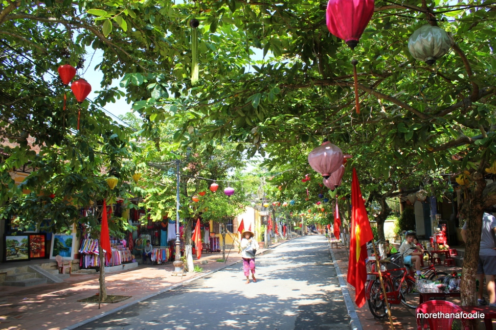 historic hoi an world heritage site