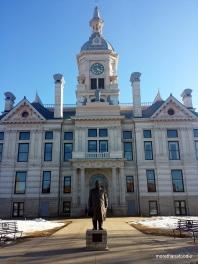 marshalltown iowa courthouse county seat marshall county
