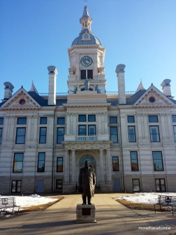marshalltown iowa courthouse county seat marshall county