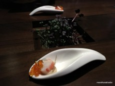 King Crab - Trout Roe, Parsnip