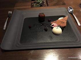 Foie Gras - Passion Fruit & Sauternes, Black Sesame, Cannele